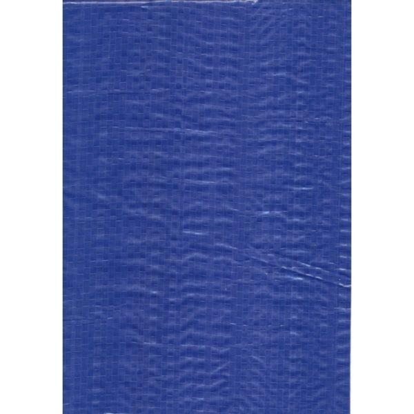 Blauw afdekzeil kopen