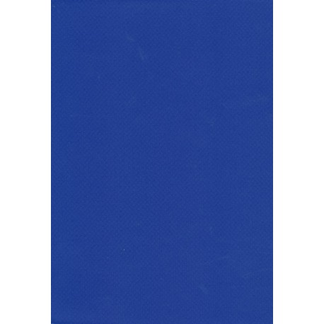 PVC afdekzeil blauw