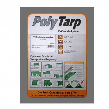 Poly Tarp PVC afdekzeil