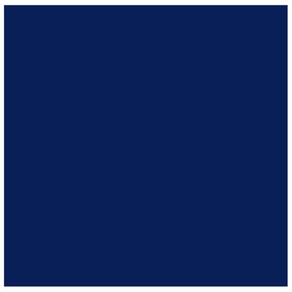 Zeildoek donkerblauw