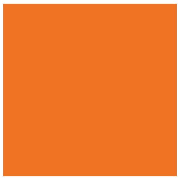 Zeildoek oranje
