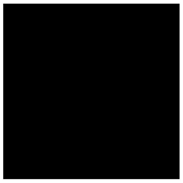 Zeildoek zwart