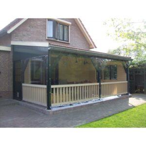 Verandazeil PVC-tarp