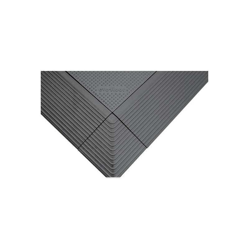 Kunststof Terrastegels 50x50.Schuine Randen T B V Evo Tenttegels 50x50 Cm